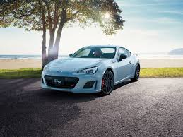 Subaru Brz Sti Sport Gains Chassis Tweaks And Racy Interior