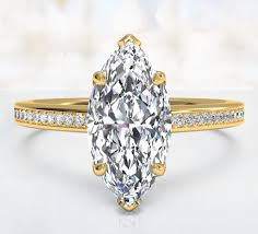marquise cut diamond ring marquise cut engagement rings ritani