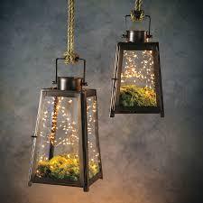 craftsman glass hanging lanterns for sale at jp