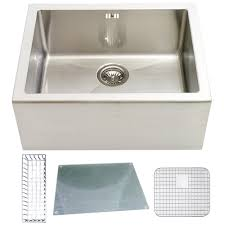 Buy Stainless Steel Kitchen Sink by Astracast Belfast 1 0 Bowl Brushed Stainless Steel Kitchen Sink