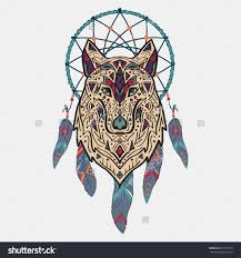 s wolf dreamcatcher designs ideas and meaning for you visit