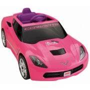 pink corvette power wheels power wheels corvette walmart com