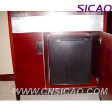 Hotel Mini Bar Cabinet Hotel Minibar Hotel Refrigerator With Whisper Noise Shop For Sale