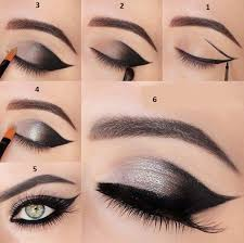 you showcase smoky black eye make up for small eyes smokey eye makeup tutorial
