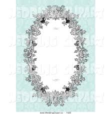 royalty free stock wedding designs of frames