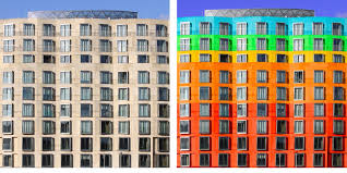 colorful building buildings become colorful in photoshop business insider