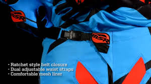 msr motocross gear 2014 msr racing renegade motocross gear review youtube