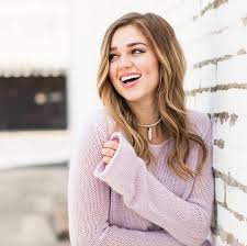 sadie robertson love her hair sadie robertson on voting for donald trump dwts fears and her