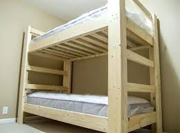 Make Bunk Beds Simple Bunk Beds Easy And Strong Bunk Bed Easy Diy Bunk Beds