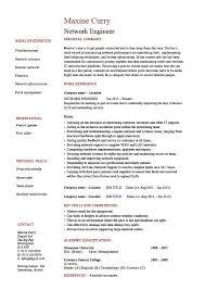 Ccna Resume Examples download cisco network engineer sample resume