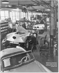 jeep kaiser custom history of kaiser cars 1947 1955