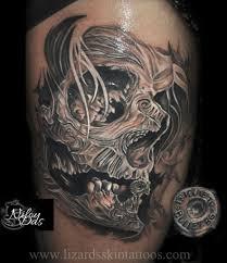 bullet bg lizard u0027s skin tattoos