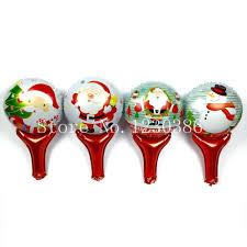 aliexpress com buy santa claus father merry christmas balloons