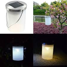 Outdoor Cafe Lighting by Online Get Cheap Hanging Solar Lights For Garden Aliexpress Com