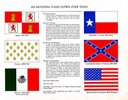 Flags At Half Mast In Texas Atlas Of Texas Perry Castañeda Map Collection Ut Library Online