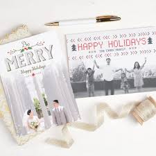 holiday cards for your family u2013 modern wonderland