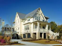 Architecture Home Design Tour This Elevated Coastal Cottage In Charleston Sc Hgtv U0027s
