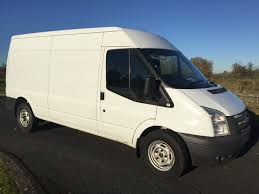 ford transit 350 125 bhp quinn commercials