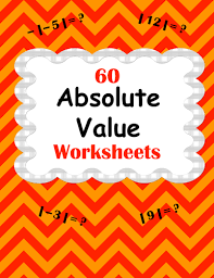 absolute value worksheets by bios444 teaching resources tes
