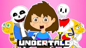 undertale the musical animation song parody youtube