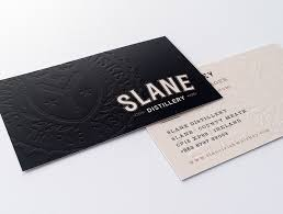 Luxury Business Cards Luxury Laminated Business Cards Printco Dublin
