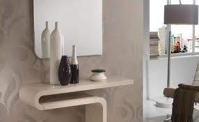 Small Oak Console Table Mirror Hallway Mirror Awesome Contemporary Hall Mirrors Hallway