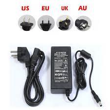 sale christmas lighting 12v power adapter for led strips 5a