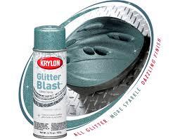 krylon glitter blast glitter spray paint krylon
