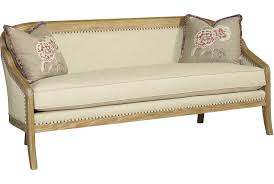 Drexel Heritage Leather Sofa by Luxury Furniture Store In San Diego Orange County Los Angeles