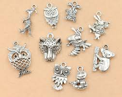 necklace pendants etsy images Animal charms etsy jpg