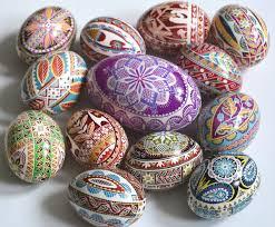 ukrainian ornaments pysanka ukrainian easter egg batik decorated chicken egg christmas