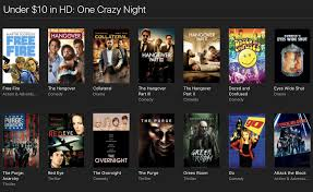 the hangover swingers and other movies on sale in itunes right now