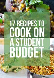 best 25 student budget meals ideas on pinterest cheap student