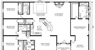 floor plans for 4 bedroom houses 4 bedroom house floor plans home design ideas
