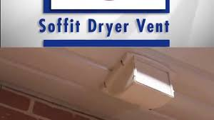 Vent Bathroom Fan To Soffit Dundas Jafine Features U0026 Benefits Soffit Dryer Vent Youtube