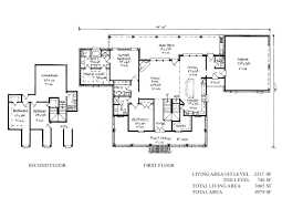European Style Floor Plans Country French House Plans Lafayette House Design Ideas French