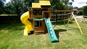 selwood costco mountain climbing frame and slide youtube