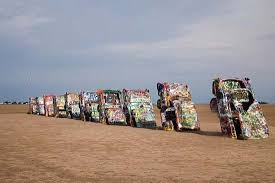 cadillac ranch carolina united states britannica com