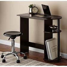 Computer Storage Desk Mainstays Computer Desk With Side Storage Colors