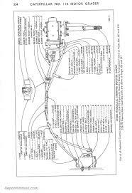 caterpillar 112 motor grader parts manual