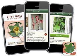 trees of the midwest now offered in purdue extension app purdue