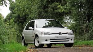 peugeot 106 1998 peugeot 106 rallye hollybrook sports cars