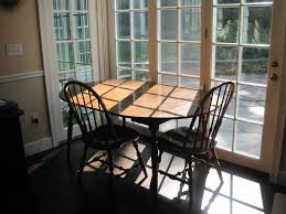 Ethan Allen Dining Table Chairs Used by 2012 September Dartlist