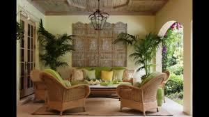 tropical living room ideas youtube