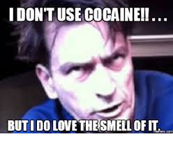 Don T Do Drugs Meme - idontuse cocaine butido dont do drugs meme on me me