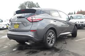 Nissan Rogue Awd - new 2017 nissan murano sl sport utility in roseville n42721
