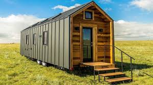 the farallon from tumbleweed tiny house company youtube