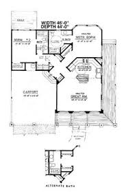 house plan chp 14541 at coolhouseplans com house plans