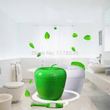 White And Green Bathroom - aliexpress com buy portable white and green bidet constipation