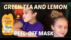 Sweet Tea Meme - freeman peel off sweet tea lemon face mask ft jeszie youtube